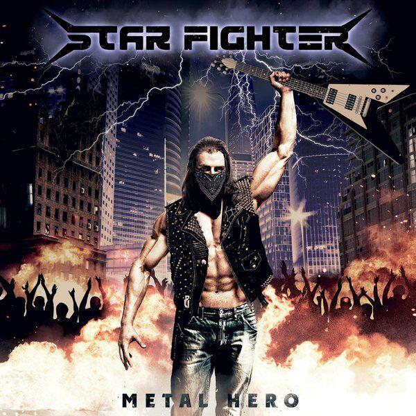 Cover art for Metal Hero