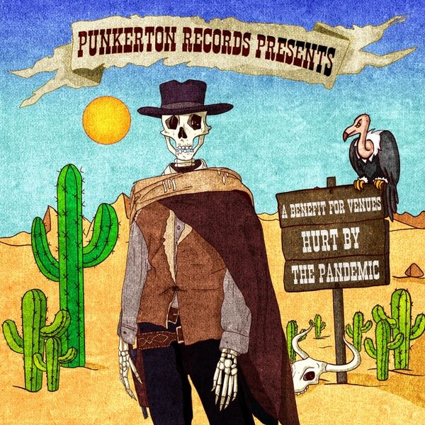 Cover art for Punkerton Records Presents: A Benefit for Venues Hurt by the Pandemic