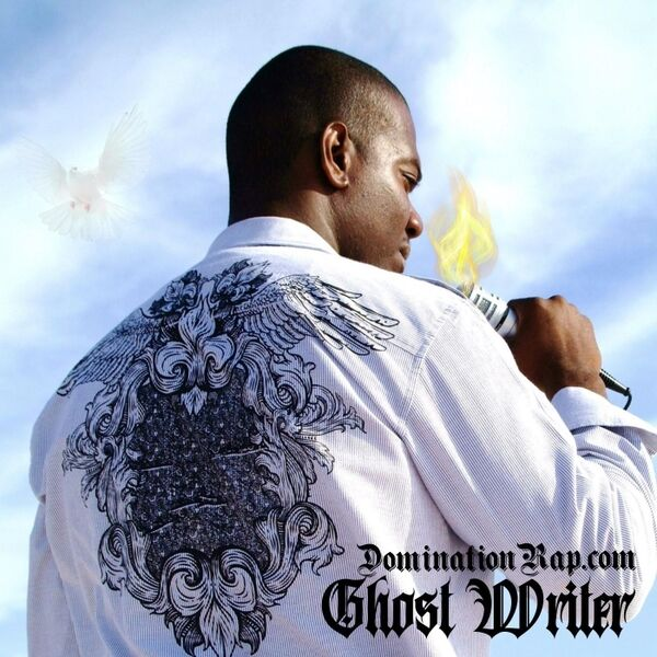 Cover art for Ghost Writer