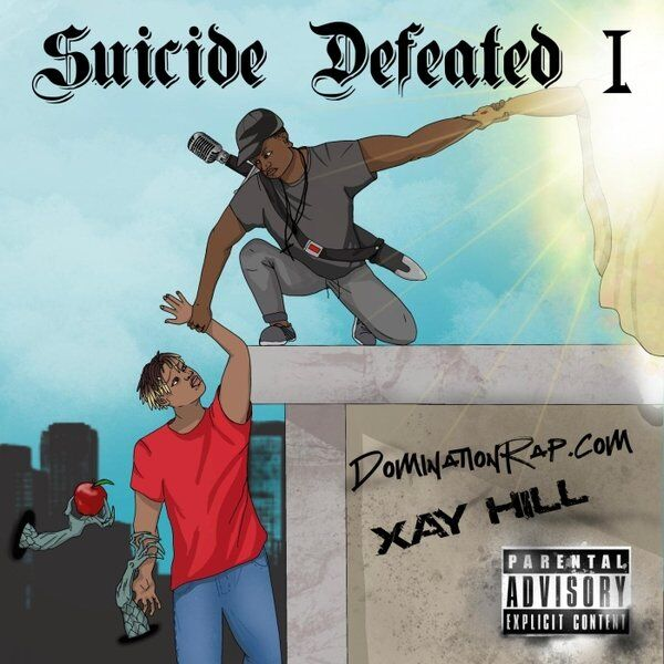 Cover art for Suicide Defeated I