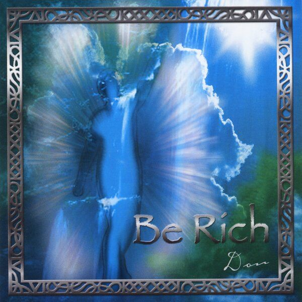 Cover art for Be Rich