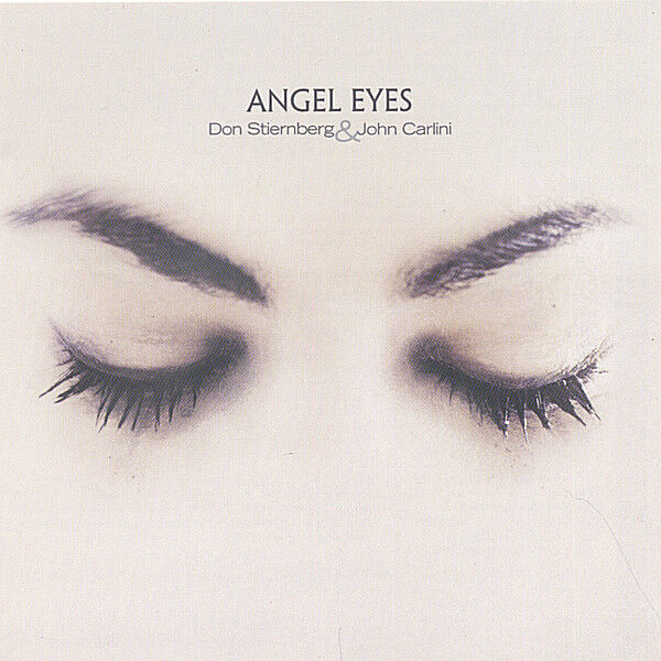 Cover art for Angel eyes