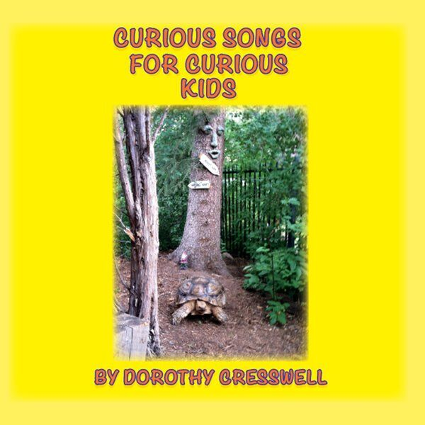 Cover art for Curious Songs for Curious Kids