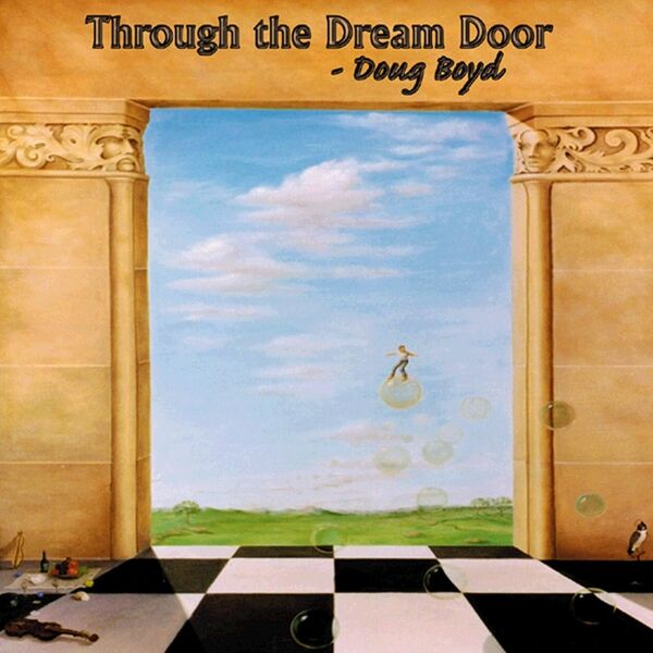 Cover art for Through the Dream Door