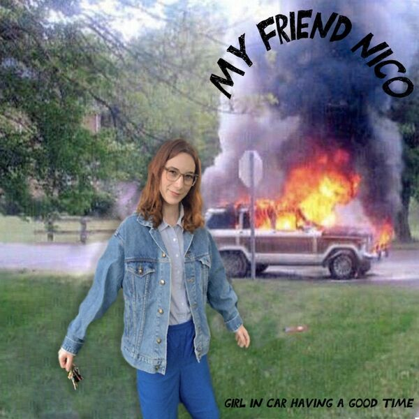 Cover art for Girl in Car Having a Good Time