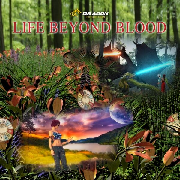 Cover art for Life Beyond Blood