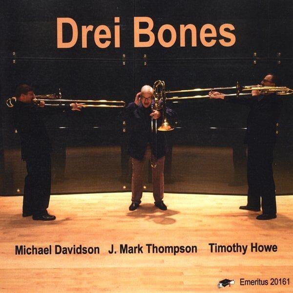 Cover art for Drei Bones