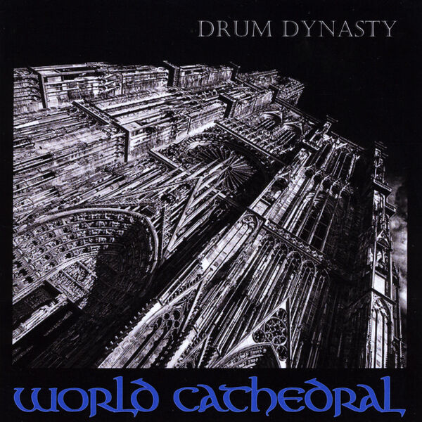 Cover art for World Cathedral