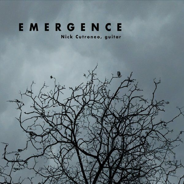 Cover art for Emergence