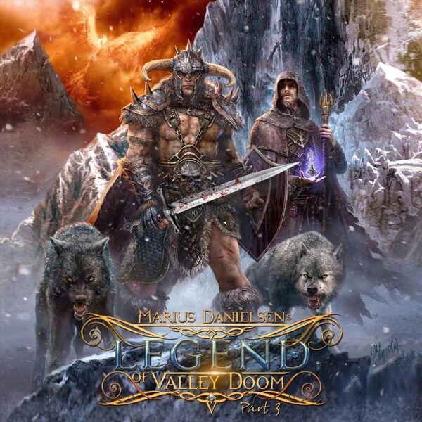 Cover art for Legend of Valley Doom, Pt. 3