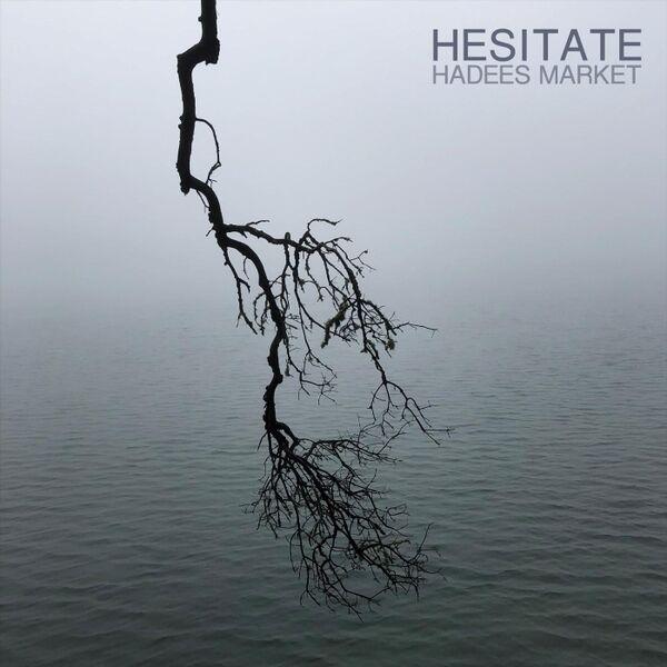 Cover art for Hesitate