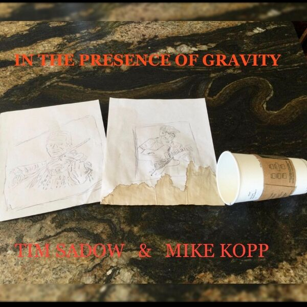 Cover art for In the Presence of Gravity