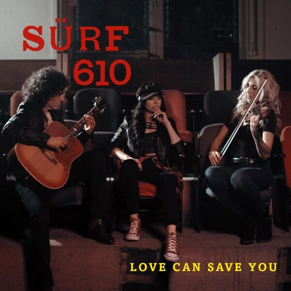 Cover art for Love Can Save You