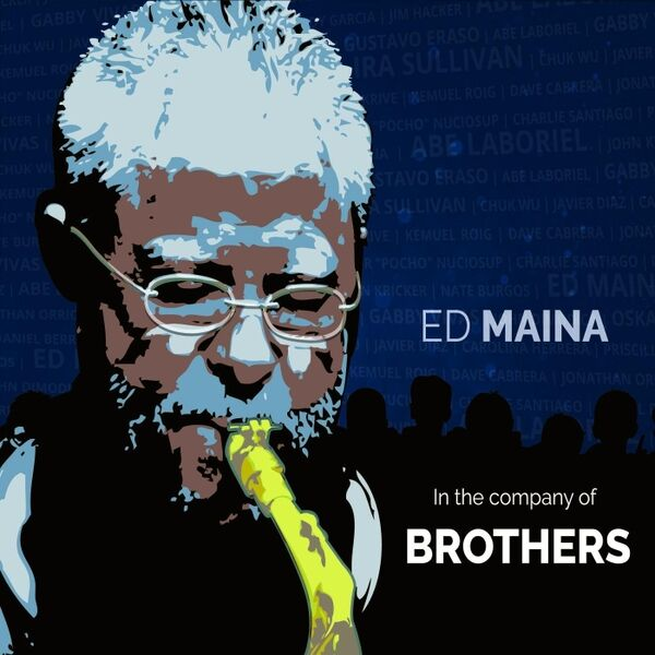Cover art for In the Company of Brothers