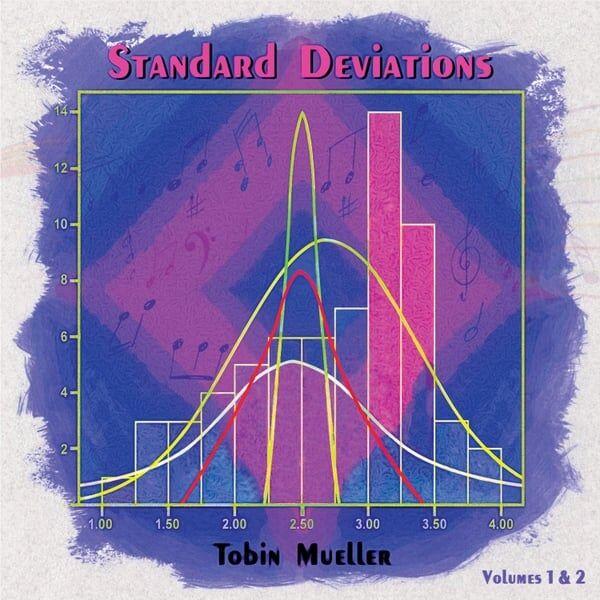 Cover art for Standard Deviations, Vols. 1 & 2