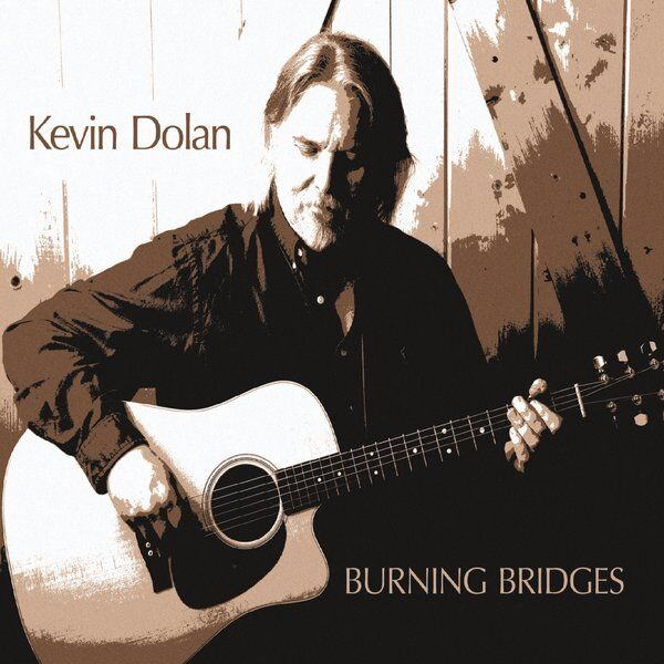 Cover art for Burning Bridges
