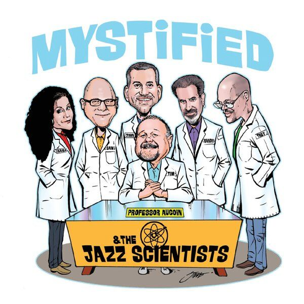 Cover art for Mystified