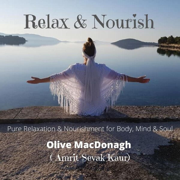 Cover art for Relax & Nourish