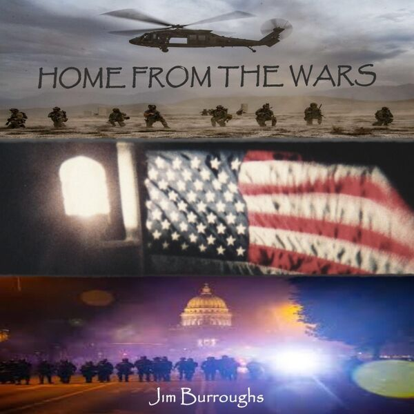 Cover art for Home from the Wars