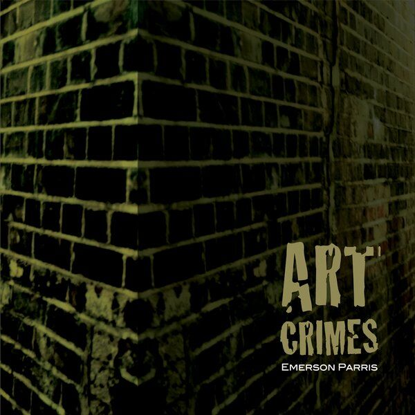 Cover art for Art Crimes