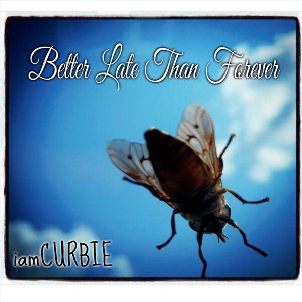 Cover art for Better Late Than Forever