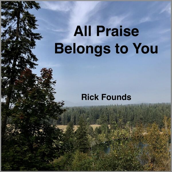 Cover art for All Praise Belongs to You