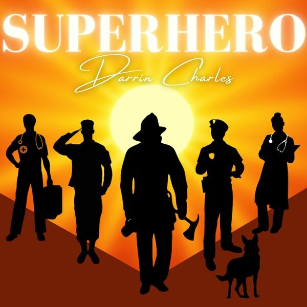 Cover art for Superhero