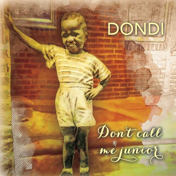 Cover art for Don't Call Me Junior