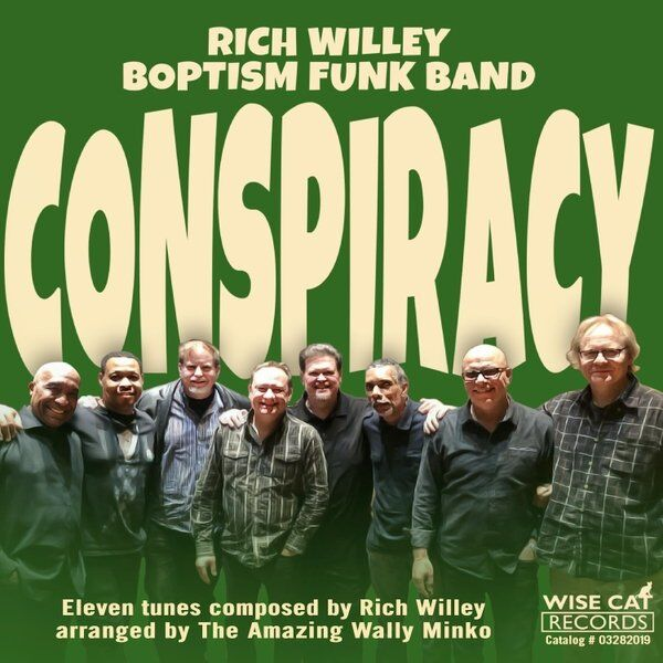 Cover art for Conspiracy