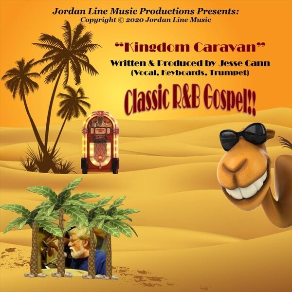 Cover art for Kingdom Caravan