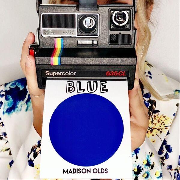 Cover art for Blue