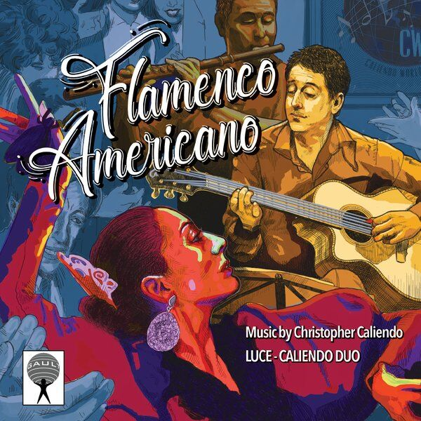 Cover art for Flamenco Americano