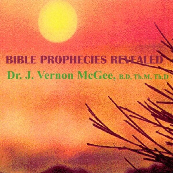 Cover art for Bible Prophecies Revealed