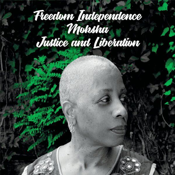 Cover art for Freedom Independence Moksha Justice and Liberation