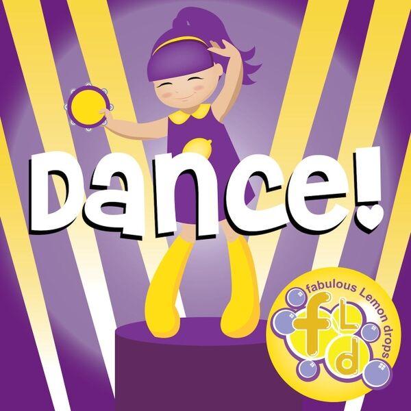Cover art for Dance!