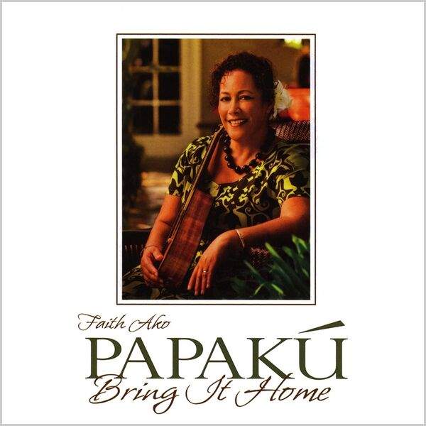 Cover art for Papaku, Bring It Home