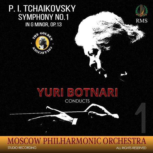 "Cover art for Pyotr Ilyich Tchaikovsky: Symphony No. 1 in G Minor, Op. 13 ""Winter Dreams"""