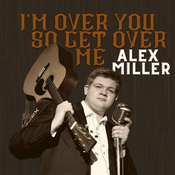 Cover art for I'm over You so Get over Me
