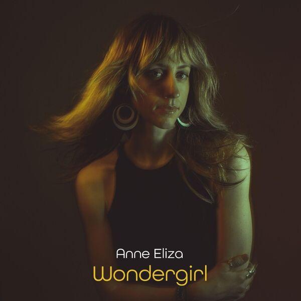 Cover art for Wondergirl