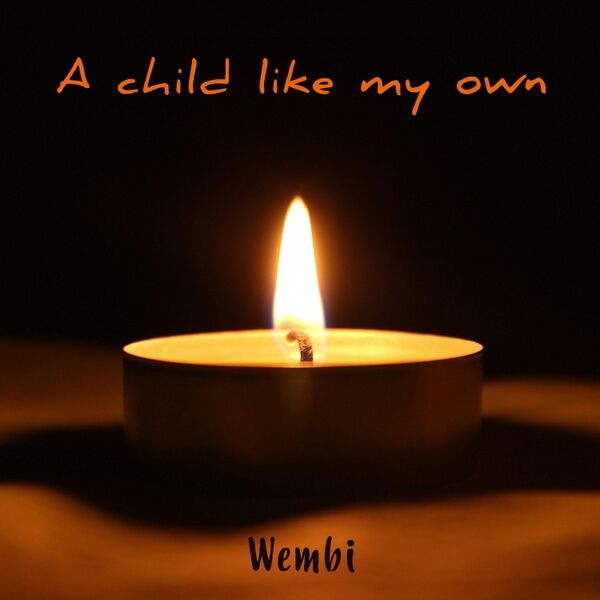 Cover art for A Child Like My Own