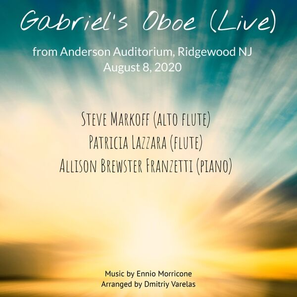 Cover art for Gabriel's Oboe (Live)