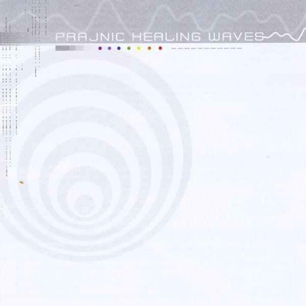 Cover art for Prajnic Healing Waves