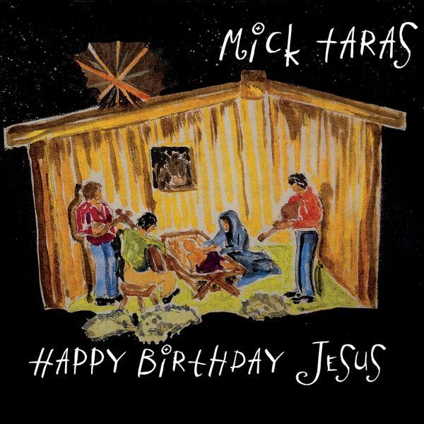 Cover art for Happy Birthday Jesus