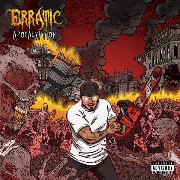 Cover art for Apocalyption