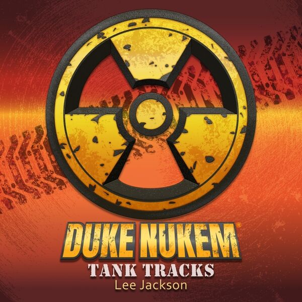 Cover art for Duke Nukem Tank Tracks