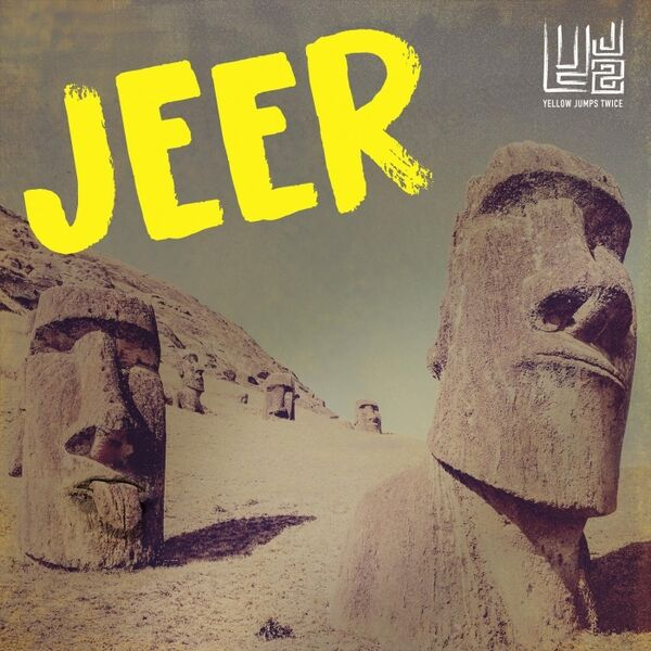 Cover art for Jeer