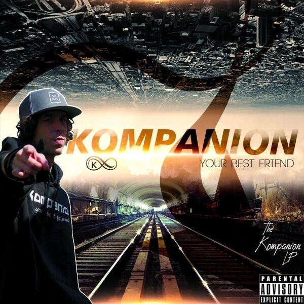 Cover art for The Kompanion