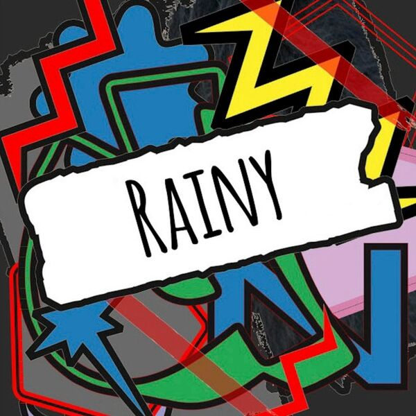 Cover art for Rainy