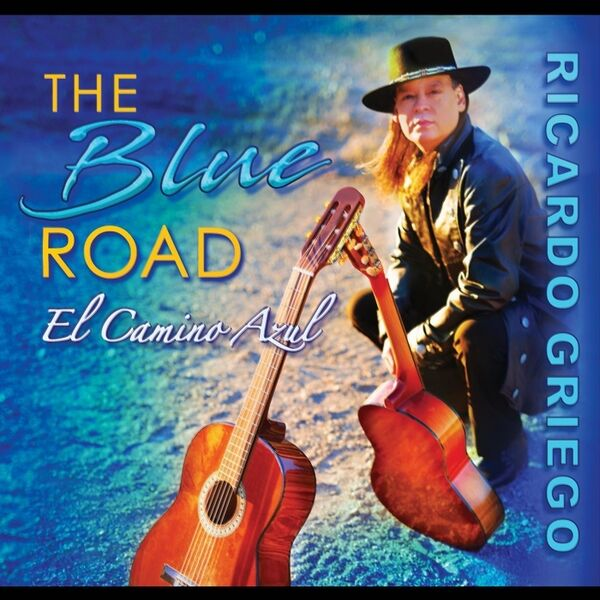 Cover art for The Blue Road