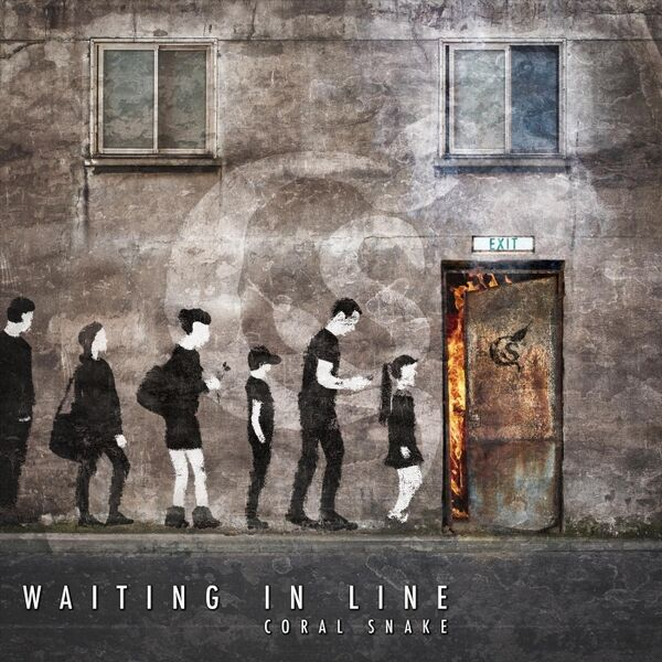 Cover art for Waiting in Line